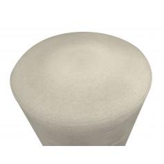 Base Aislante Económico Basic White 2.0 de 2mm. La Manta Básica para su Suelo Laminado. Rollo de 20m²