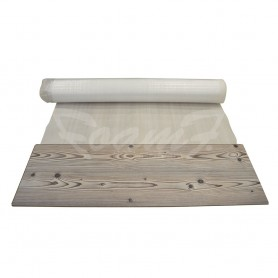 Base Aislante Económica Basic White 2.0 de 2mm. Rollo: 20m². La Manta Básica para su Suelo Laminado.